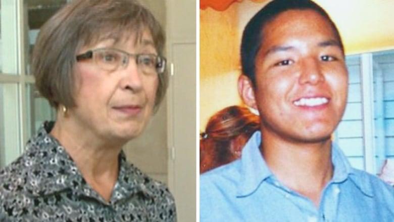 I forgive you,' mother of torture victim tells killer a decade after