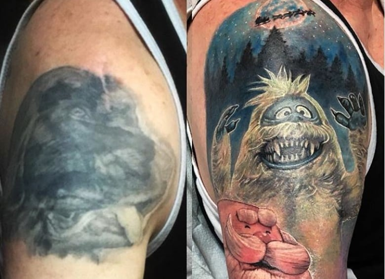 Calgary Tattoo Shop Covers Up Worst Of The Worst Body Art In