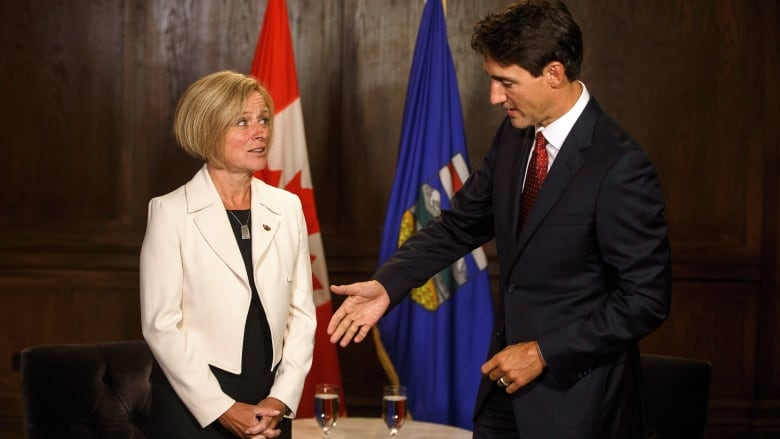 Rachel Notley helped strike a grand bargain on oil and the climate. Can Trudeau save it?