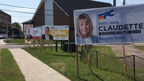 Moncton region keeps Liberal, PC mix as Sackville goes Green