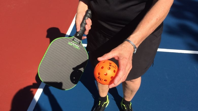 I will literally bite my tongue off': Vernon pickleball feud spills