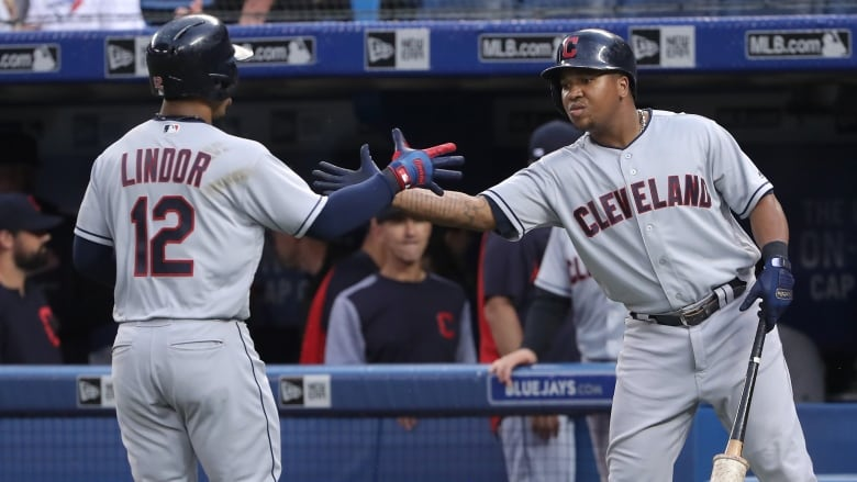 Indians Playing Series In Toronto Without Chief Wahoo Logo