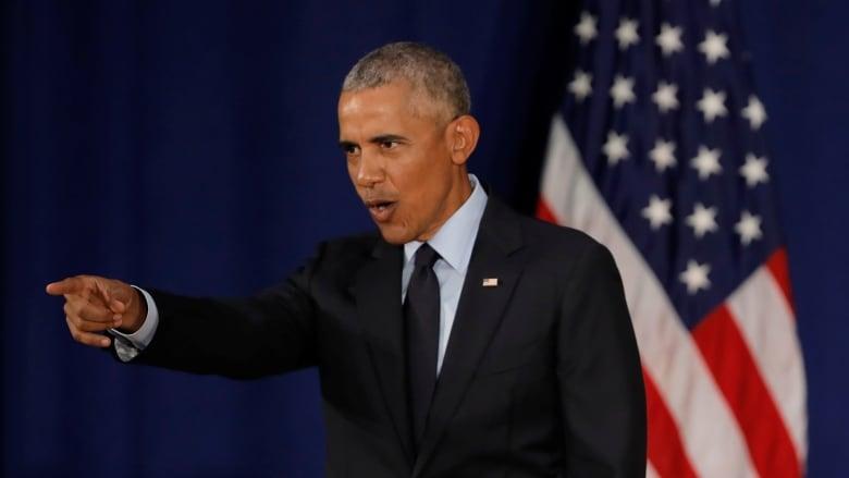 washington times obama essay