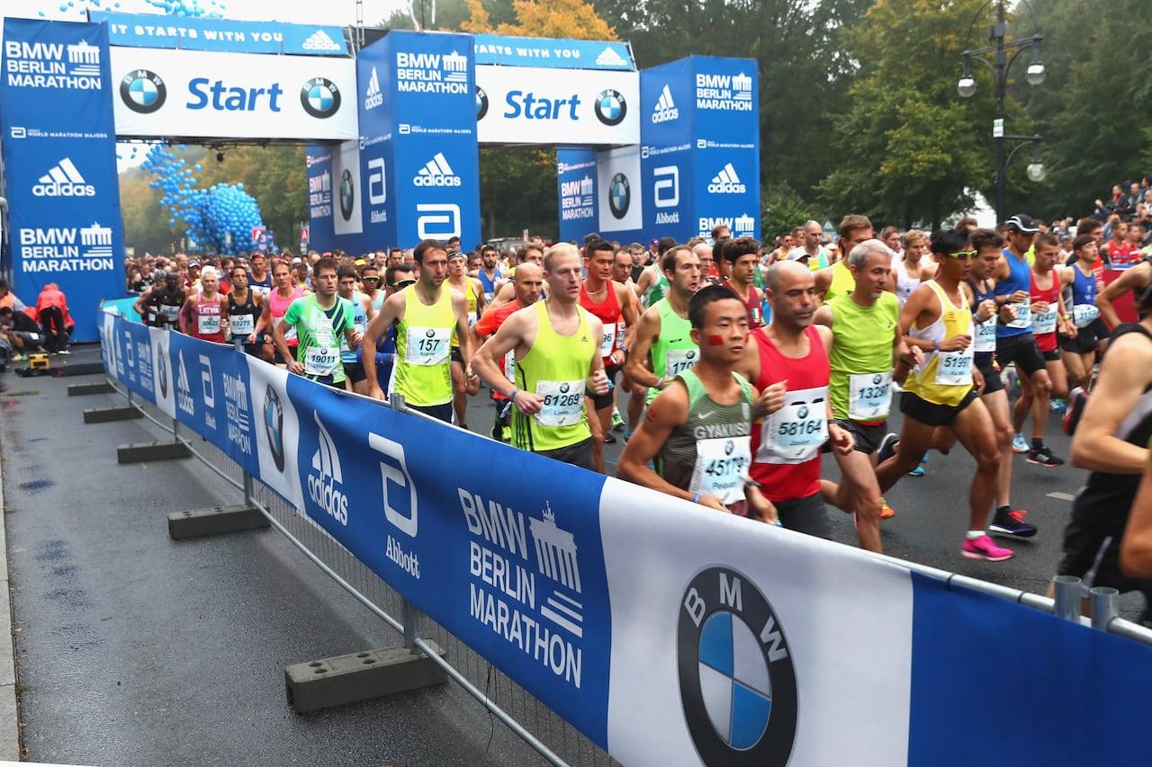 Berlin Marathon Fakten