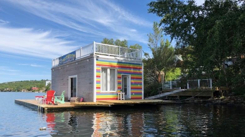 Trio Floats Idea Of Building Homes On Nova Scotia Waters