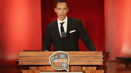 From Victoria, B.C., to Springfield: Steve Nash enters hoops Hall