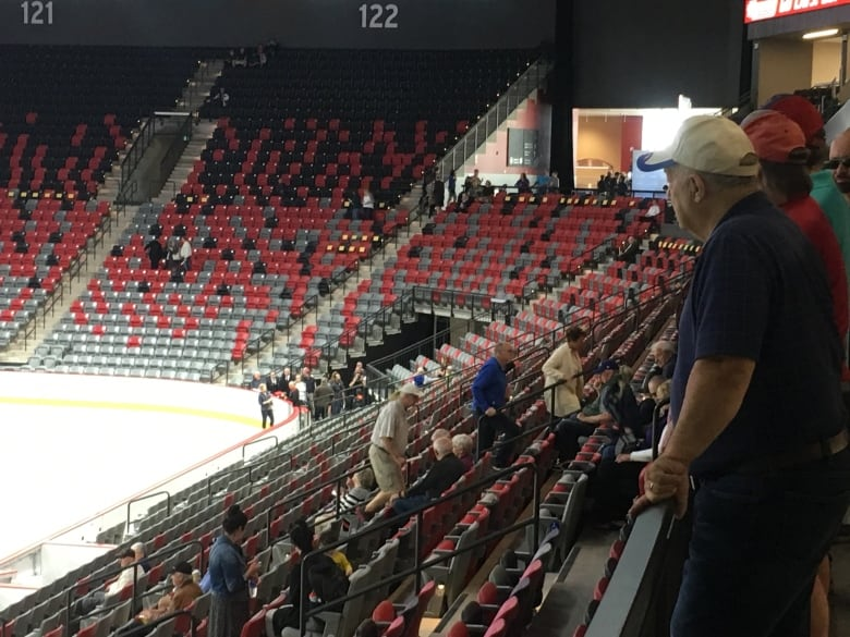 Public Gets First Glimpse Of Moncton S New Downtown Arena