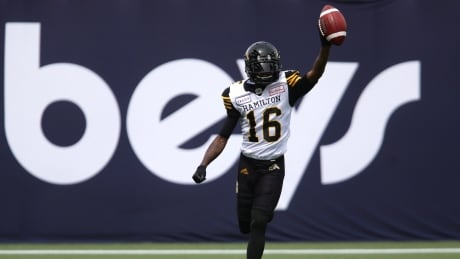 Masoli leads Ticats to Labour Day series sweep over Argos
