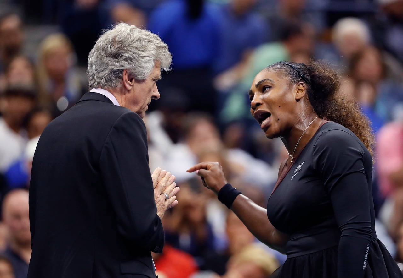Support Grows For Serena Williams's Sexism Accusations At Us Open Rhcbcca: Us Open Radio Commentators At Gmaili.net