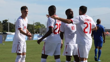 Canadian men romp to 8-0 soccer victory over outmatched U.S. Virgin Islands