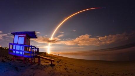 APTOPIX SpaceX