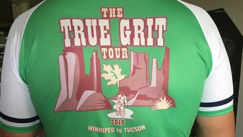 sale retailer 23760 8a631 Winnipeg cops crank up fundraising efforts with 3,000 km ...