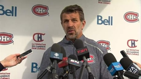 Marc Bergevin and Geoff Molson on the Max Pacioretty trade