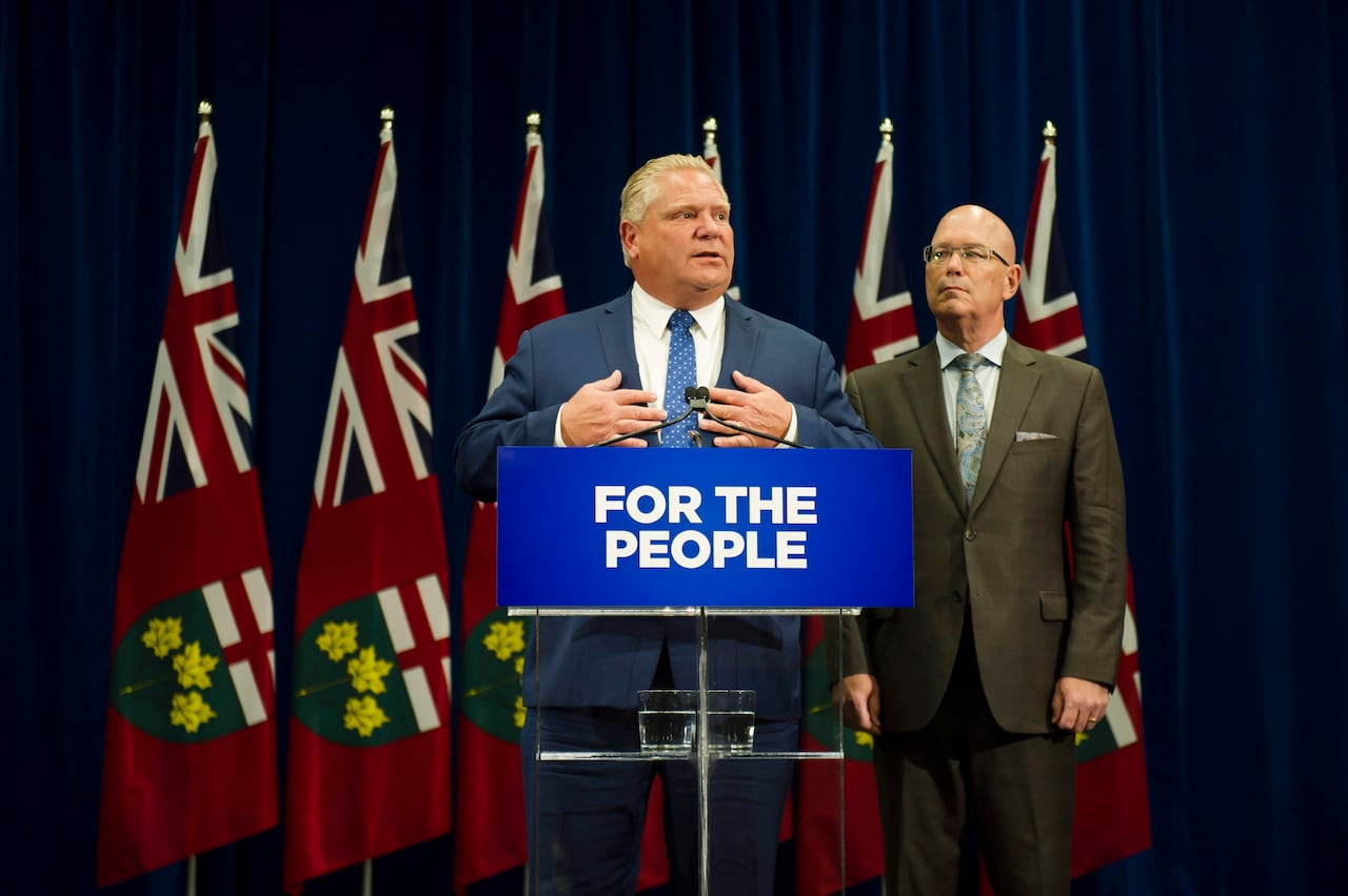 Ford government promises $1B to fix Ontario's affordable