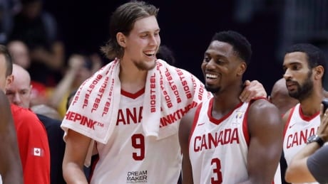 Canadian NBAers prep for last chance to help in World Cup qualifying