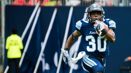 Eskimos acquire RB Martese Jackson from Argos