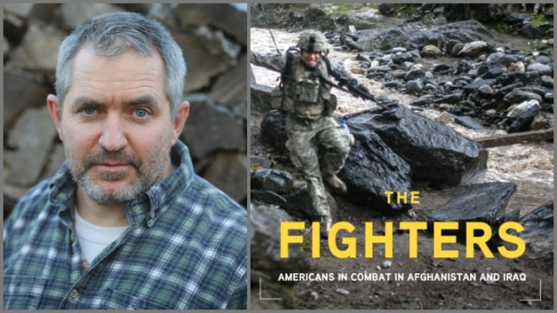 C.J. Chivers' new book explores the toll of the Iraq and Afghanistan wars on ordinary soldiers. (Mike Chivers/Simon & Schuster )