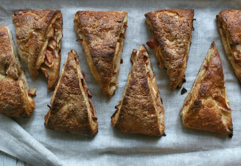 Try apples in these autumn scones, muffins, pickles and pies