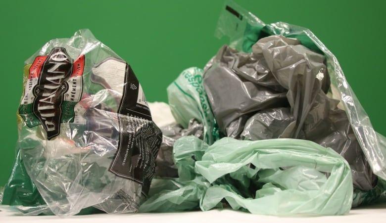 In your blue box, not all plastics are created equal   CBC News