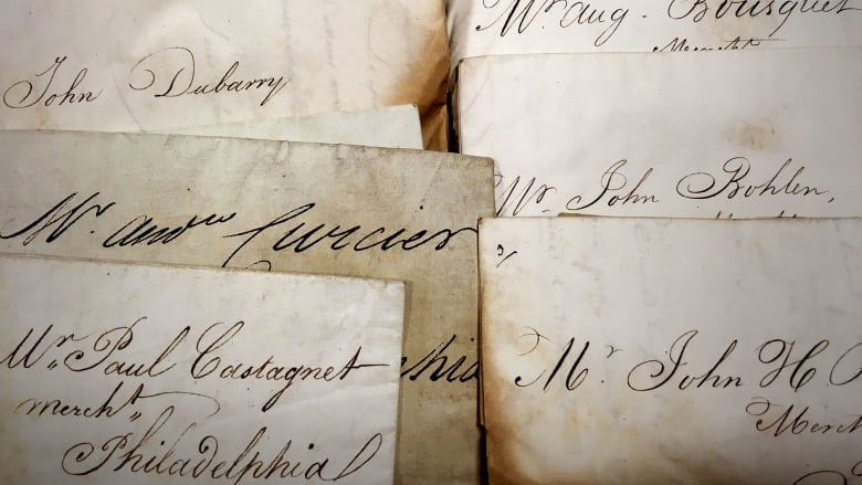 Massive trove of centuries-old undelivered mail seized by British