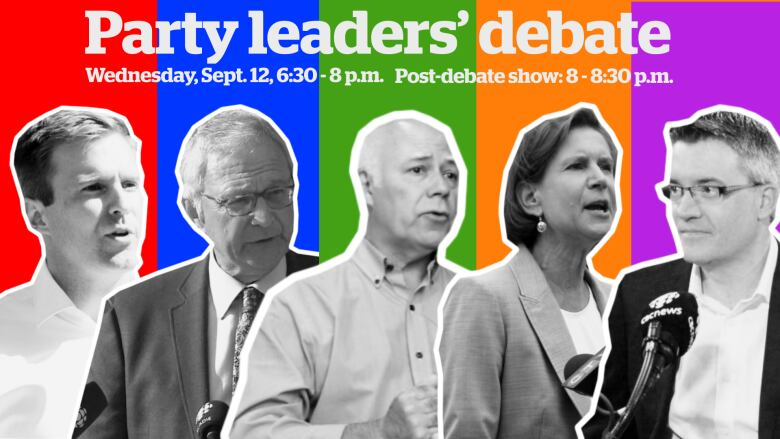 Party leaders hours away from squaring off in campaign's ...