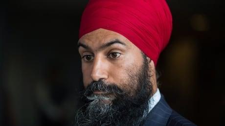 NDP Caucus 20180911