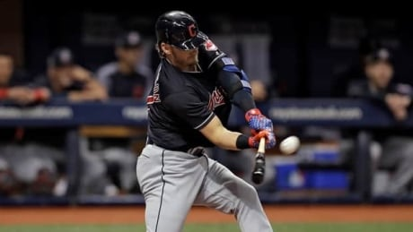 Former Blue Jay Josh Donaldson makes debut with Cleveland