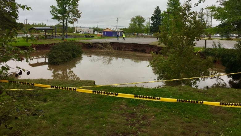 'Unnerving': Many sinkholes could form near last year's Oxford sinkhole