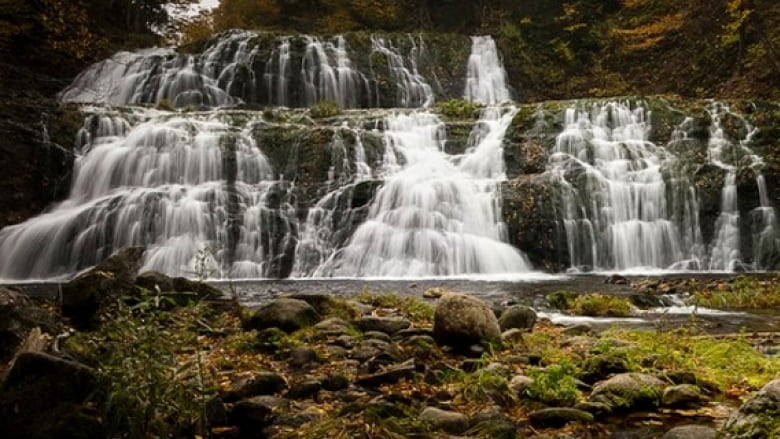 Inverness County wants you to see this waterfall — without needing
