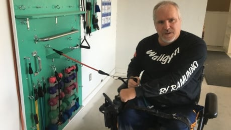 How a 'nightmare' motorcycle accident sparked a quadriplegic's entrepreneurial inspiration