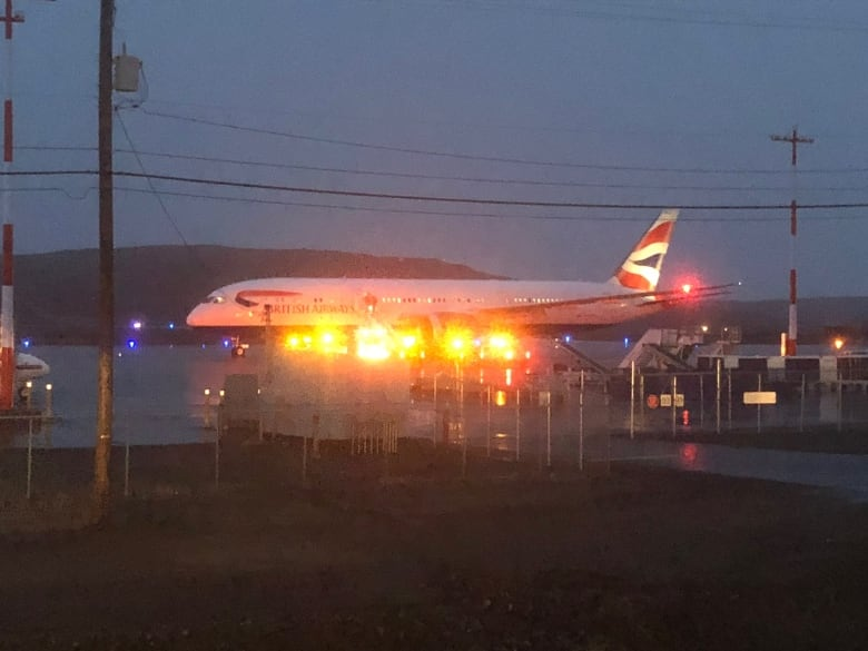British Airways flight to Calgary diverted to Iqaluit after 'technical issue'