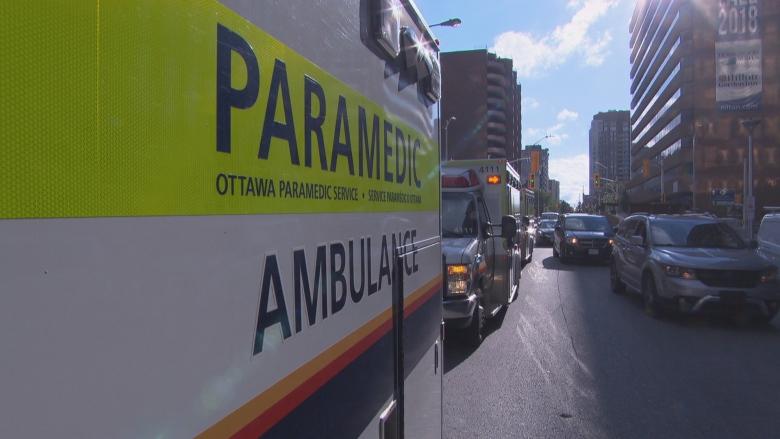 Woman struck by OC Transpo bus on Richmond Road