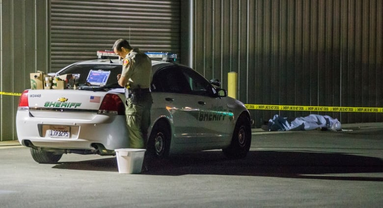 Gunman kills ex-wife, 4 others and himself in Southern California