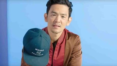 John Cho hat