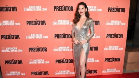 Olivia Munn thanks public for support after Predator controversy