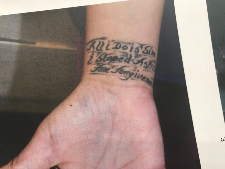 Accused Killer S Tattoos Offer Glimpse Into Terror Squad