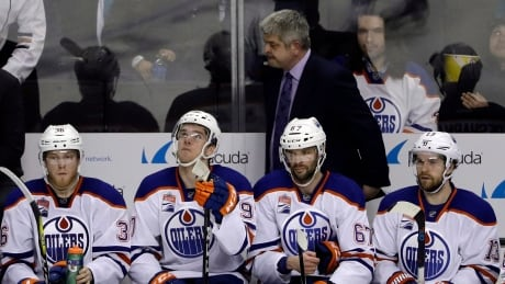 'Who are we?': McLellan challenges Oilers in wake of last season's failure