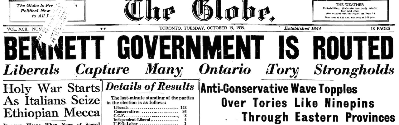 f504f9c3c29 Analysis From the dustbin of history, a warning for Max Bernier