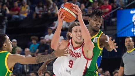 Olynyk leads Canada past Brazil in 2nd round of World Cup qualifying