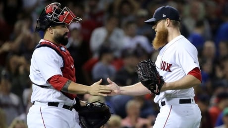 Red Sox move closer to AL East crown after sweep of Blue Jays