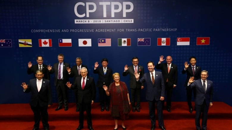 The Pressure Is On For Senate To Pass A Massive Asia Pacific Trade