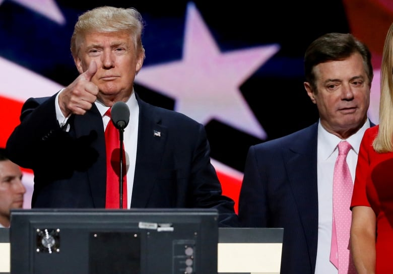 Paul Manafort to plead guilty as part of plea deal with special counsel