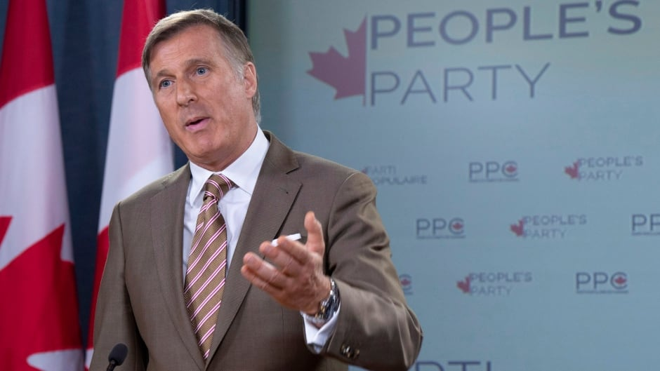 cbc.ca - Catherine Cullen - Libertarians considering a merger with Bernier's People's Party