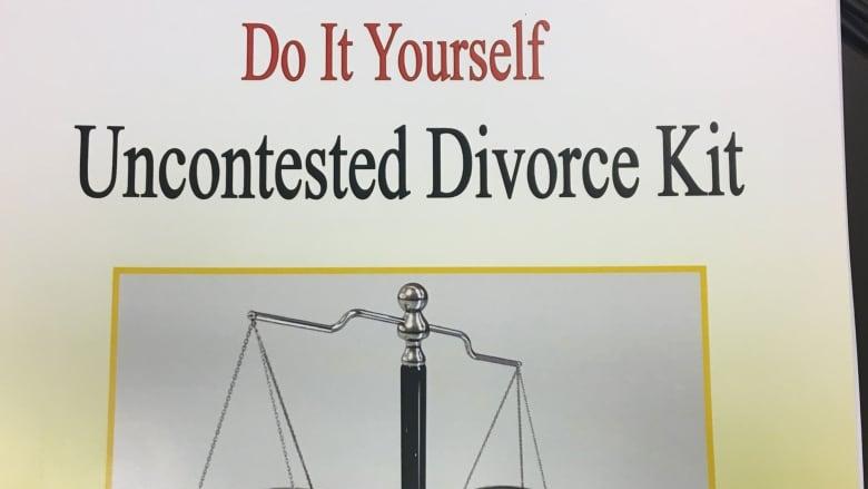 Uncontested divorce toronto