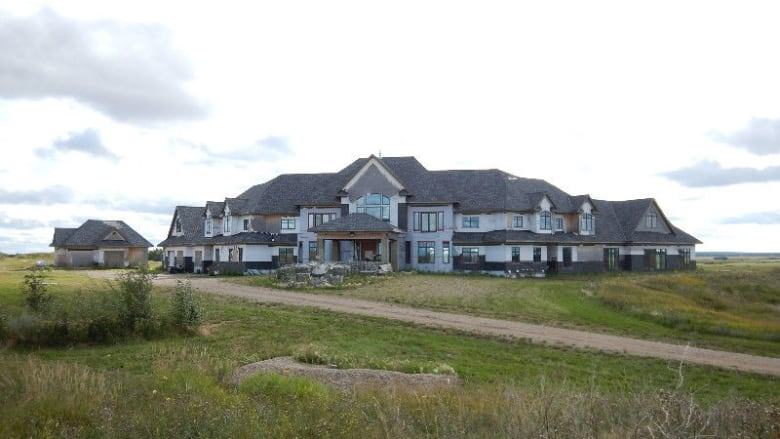It's one of a kind': $2 6M rural Sask  mansion for sale