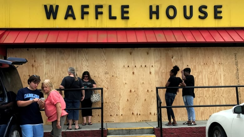 The Waffle House Index: How the U S  restaurant chain became