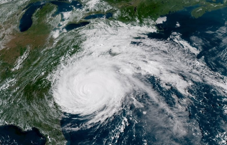 Hurricane Florence made landfall in North Carolina on Friday Sept. 14