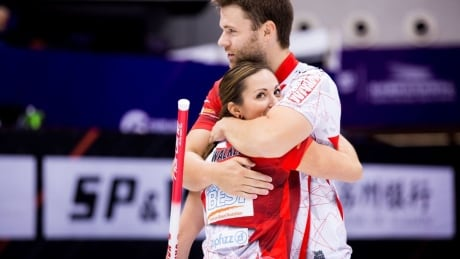 Canada wins mixed doubles final over U.S. at Curling World Cup