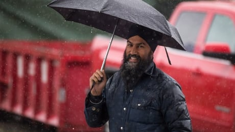 NDP's Jagmeet Singh set to run in B.C.'s Burnaby South riding after nomination