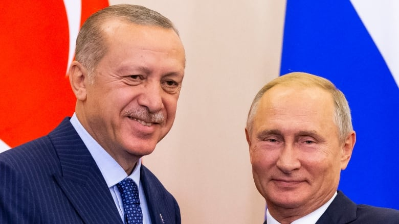 Putin, Erdogan to discuss Idlib in Sochi